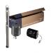 Цены на Grundfos SQE 3 - 105 погружной скважинный насос (комплект) Комплект для поддержания постоянного давления с насосом SQE включает в себя:  -  насос SQE 3 - 105,   с кабелем 80 м в водонепроницаемой оболочке;   -  блок управления CU 301;   -  напорный мембранный бак 8 л/ 7