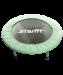 Цены на StarFit Батут TR - 101 101 см,   мятный Описание Батут TR - 101 -  это снаряд для тренировки акробатических элементов,   развития вестибулярного аппарата и баланса. Позволяет укрепить связочный и мышечный аппарат человека. Также его используют для веселого времяпр