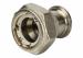 """Цены на Разъемное соединение с плоским уплотнением и обратным клапаном Stout,   никелированное 3/ 4"""""""