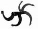 Цены на Комплект фрез спиральных МБ Форза,  Ока,  Каскад,  Нева ФМБС 30.480.390 Предназначены для рыхления почвы с измельчением сорняков. Крепежные отверстия с обеих сторон фрезы. Устанавливаются на МБ Угра,   Ока,   Каскад,   Нева Лучше разбивают большие комья земли. Выходн