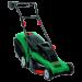 Цены на Газонокосилка BOSCH Rotak 43 BOSCH Благодаря инновационной направляющей газонокосилка Bosch Rotak 43 срезает траву вплотную к стенам и клумбам,   а мощный двигатель с функцией Powerdrive позволяет при необходимости увеличивать крутящий момент и обрабатывать
