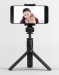 Цены на - трипод (палка для селфи) Selfie Stick Tripod (XMZPG01YM) Black Конструкция:монопод + трипод Модель:Mi Selfie Stick Tripod Материал:алюминий + пластик Производитель:Xiaomi (Mi) Страна производитель:Китай Вес:155 г Общие характеристики:
