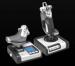 Цены на Logitech Контроллер игровой G Saitek X52 Flight Control System 945 - 000006 Logitech 945 - 000006 Игровое устройство Logitech Контроллер игровой Logitech G Saitek X52 Flight Control System (джойстик и рычаг управления двигателем для авиа и космических симулят