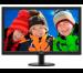 Цены на Philips жидкокристаллический LCD 27'' 16:9 1920х1080 TN,   nonGLARE,   300cd/ m2,   H170°/ V160°,   10М:1,   16,  7M Color,   1ms,   VGA,   HDMI,   Tilt,   2Y,   Black 273V5LHSB Philips 273V5LHSB (00/ 01) Монитор Philips Монитор жидкокристаллический PHILIPS LCD 27'' 16:9 1920х1080