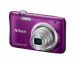 Цены на NIKON Фотоаппарат цифровой A100 фиолетовый,   20Mpx CCD,   zoom 5x,   HD720,   экран 2.6'',   Li - ion A100/ Purple NIKON A100/ Purple Фотокамера NIKON Фотоаппарат цифровой Nikon A100 фиолетовый,   20Mpx CCD,   zoom 5x,   HD720,   экран 2.6'',   Li - ion A100/ Purple (A100/ Purple)
