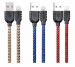Цены на / Lightning Sagitar Double Sieded 1000mm Red Remax USB - кабель предназначенный для зарядки.