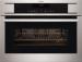 Цены на Электрический духовой шкаф AEG KM 5840310 M электрическая,   независимая,   функция СВЧ,   гриль электрический,   конвекция,   объем 43 л,   таймер с отключением,   59.40х45.50х56.70 см,   цвет корпуса: серебристый