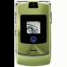 Цены на Motorola Motorola RAZR V3i Green 2069~01