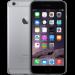 Цены на Apple Apple iPhone 6 Plus 64Gb Space Gray Большой сверхчеткий дисплей нового iPhone 6 Plus выполнен по улучшенной технологии S - IPS и отличается эталонной цветопередачей,   а также специальным покрытием,   делающим экран отлично читаемым даже под прямым солнеч