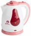 Цены на ВАСИЛИСА Электрочайник ВАСИЛИСА Т3 - 1500 белый с темно - розовым