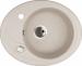 Цены на Kuppersberg Кухонная мойка Kuppersberg CAPRI 1B1D S WHITE ALABASTER Внешние размеры 580 x 470 x 210 Размеры чаши 372 мм База встраивания 45 см Сливное отверстие на 3 ,   круглый перелив в чаше Оборачиваемость: Оборачиваемая,   с двумя предварительно просверле
