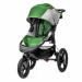 Цены на Baby Jogger Summit X3  -  коляска прогулочная беговая зеленая ВО31340