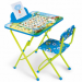 Цены на Набор мебели Ника Веселая Азбука (стол с мягким стульчиком) КУ2ВА УТ000043389