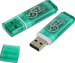 Цены на SmartBuy USB флэш - накопитель Glossy USB 2.0 64Gb Green Объем памяти 64 Гб Интерфейс USB 2.0 Материал корпуса пластик