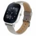 Цены на Asus Умные часы ASUS ZenWatch 2 (WI502Q) Silver / Leather Khaki Silver Общие характеристики Тип умные часы Операционная система Android Wear Поддержка платформ Android 4.3,   iOS Уведомления с просмотром или ответом SMS,   почта,   календарь,   Facebook,   Twitter,
