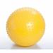 Цены на М - 155 Мяч для занятий лечебной физкультурой массажный (АВС,   с насосом,   55 см,   желтый)