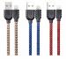 Цены на Remax / Lightning Sagitar Double Sieded 1000mm Gold USB - кабель предназначенный для зарядки.