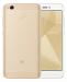 Цены на Xiaomi Redmi 4X 32Gb Gold Android 6.0 Тип корпуса классический Материал корпуса металл Управление сенсорные кнопки Количество SIM - карт 2 Режим работы нескольких SIM - карт попеременный Вес 150 г Размеры (ШxВxТ) 69.96x139.24x8.65 мм Экран Тип экрана цветной