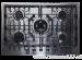 Цены на Kuppersberg Газовая варочная панель Kuppersberg TS 79 X
