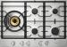 Цены на ASKO HG1776SB Газовая варочная панель HG1776SB Газовая варочная панель  -  4 гибридные конфоки А +   -  1 конфорка Super Vario Wok  -  мощность конфорок: 1 кВт,   2 кВт,   2 кВт,   2.6 кВт,   4.6 кВт  -  съемные чугунные решетки  -  круглая решетка для приготовления на вок - к