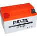 Цены на Аккумулятор Delta CT 1207 Delta CT 1207 Сферы применения: мотоциклы;  скутеры;  гидроциклы;  квадроциклы;  снегоходы;  багги;  мотовездеходы;  дизельные генераторы. Особенности и преимущества:  Технология AGM: полностью герметичная конструкция,   утечка элект