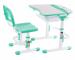 Цены на FunDesk Комплект Colore Colore  -  это комплект из стола и стула трасформера,   поможет вашему ребенку с комфортом учиться и выполнять свое домашнее задание не испытывая нагрузку в спине. Высота как у стола так и у стула регулируется под рост ребенка.