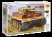 Цены на Модель для склеивания ZVEZDA 5002 Танк тигр (5002) 63 детали Размер собранной модели 11 см Самый известный танк Второй мировой войны. Данная модификация,   появившаяся в 1943 году,   имеет измененную башню,   за счет этого появилась возможность разместить в баш