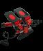 Цены на Тренажер для бедер и ягодиц HT - 102 Mini Stepper,   с эспандерами so - 00082038