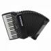 Цены на HOHNER Amica III 72 Black (A3862) Концертный аккордеон 3/ 4,   цвет черный