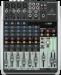 """Цены на Behringer Q 1204USB Аналоговый микшер с USB/ аудио интерфейсом,   XENYX микрофонными предусилителеми и компрессорами,   """"British"""" эквалайзером,   8 каналов"""