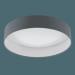 Цены на Eglo Потолочный светильник Palomaro 93396 Потолочный светильник Palomaro 93396/ матовая/ антрацит/ 12/ модерн/ 1/ гостиную/ спальню