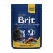 Цены на Brit Brit Premium влажный корм для кошек с курицей и индейкой,   100 гр