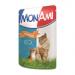 Цены на MonAmi MonAmi кусочки в соусе для кошек (с телятиной),   100 гр