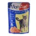 Цены на MonAmi MonAmi кусочки в соусе для кошек (с курицей),   100 гр