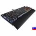 Цены на CORSAIR CORSAIR K70 LUX RGB Cherry MX Silent K70 LUX RGB Cherry MX Silent представляет собой усовершенствованную версию легендарной игровой клавиатуры K70 RGB. Теперь звук клавиш стал еще тише,   а качество подсветки лучше.