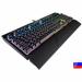 Цены на CORSAIR CORSAIR STRAFE RGB MK.2 Cherry MX Silent Модель механической игровой клавиатуры Corsair STRAFE RGB MK.2 Cherry MX Silent отличается точным откликом и почти бесшумной работой. Купить Corsair STRAFE RGB MK.2 в Москве с заказом по телефону:  + 7(495) 7