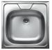 Цены на Kromrus 3597 Мойка накладная Kromrus 500х500х150 0,  4мм