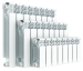 Цены на Rifar Rifar1051 Радиатор биметаллический Rifar Base Ventil 200/ 10 секций
