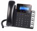 Цены на Grandstream Телефон VoIP,   2 Ethernet 10/ 100/ 1000,   2 SIP аккаунта,   ЖК дисплей с разрешением 132x48,   PoE,   8 клавиш BLF