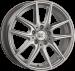 Цены на 1000 Miglia 1000 Miglia MM041 7.5x17 5x112 ET45 dia 66.6 silver gloss