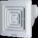 Цены на Ballu Вентилятор вытяжной Ballu Fort Quadro - 1 FQ1 - 250 Напряжение (V/ HZ) 230В/ 50Гц Потребление Вт/ ч 30 Расход воздуха,   мі / ч 600 Обслуживаемый размер помещения,   мІ  25 - 42 Шум (dB),   на расстоянии 1м