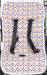 Цены на Mammie Хлопковый матрасик в коляску двухсторонний Mammie Конфетти 16 - 11103 Летний хлопковый матрасик с 5 прорезями для ремней безопасности,   подходит для большинства колясок - прогулок и автокресел. одна сторона выполнена из яркой хлопковой ткани (100% хлопо