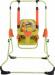 Цены на Tako Качели Tako Cool Driver Taxi Качели не оставят вашего ребенка равнодушным. Складной каркас выполнен из металла,   ножки в разложенном состоянии раздвинуты достаточно широко и выполнены таким образом,   что шатание и возможность опрокидывания качелей искл