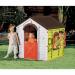 Цены на Keter Игровой домик Keter Ранчо Зеленый/ коричневый/ белый 17609669 Keter Rancho  -  идеальное место для игр вашего малыша. Благодаря упрочненному гигиеничному пластику из современных материалов яркой расцветки,   этот домик станет украшением как сада или двора