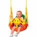 Цены на Edu - Play Качели Edu - Play Медвежонок SW - 1424 Для детей в возрасте от 6 месяцев до 6 лет,   максимальная нагрузка 30кг. Детские подвесные качели «Мишка» выполнены в ярком современном стиле с мордашкой доброго и веселого животного. Качели можно легко трансформ