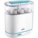 Цены на Philips Avent Стерилизатор Philips Avent SCF284/ 03 Электронный паровой стерилизатор специально разработан для максимального упрощения стерилизации. Благодаря функции регулировки размера он занимает меньше места на кухне,   а корзины вмещают в себя бутылочки