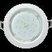 Цены на ECOLA Тонкий встраиваемый светильник GX53 H4 38х106мм 220В белый FW53H4ECB ECOLA FW53H4ECB