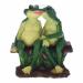 Цены на Изделие декоративное Лягушки на лавке,   H 31 см