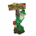 Цены на Фигура декоративная садовая Лягушка с табличкой Привет L24W19H50 см