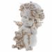 Цены на Фигура декоративная Ангелочек с медведем (цвет антик),   L9,  5W9,  5H13 cм